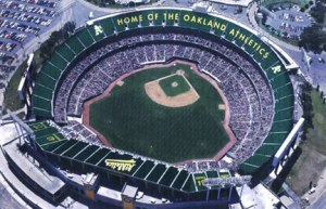 Oakland Athletics Stadium